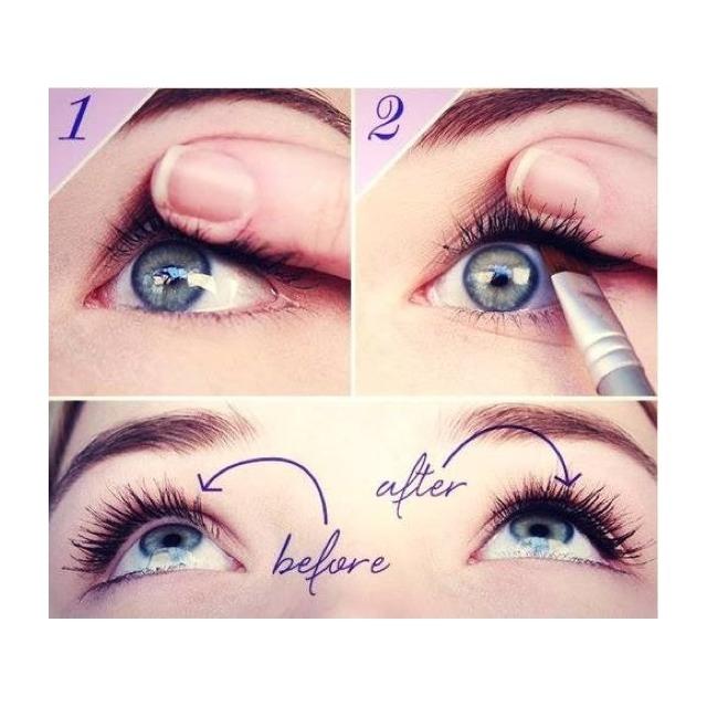 how to make eyelashes look fuller