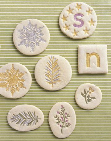 cookie stamps how to use