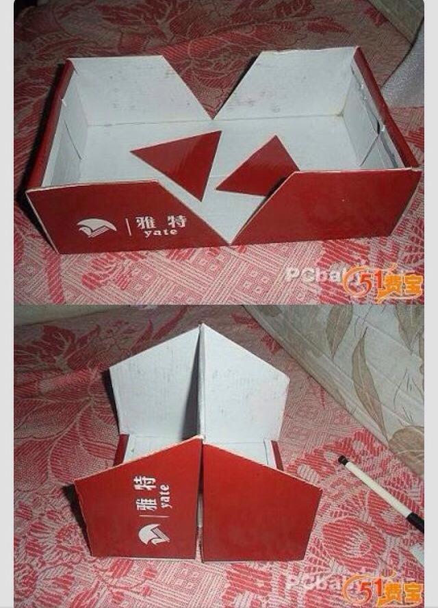 Коробки своими руками бумаги