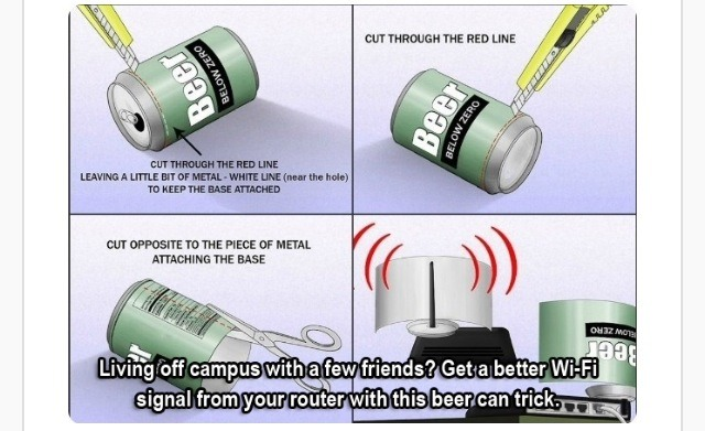 how to get a wifi signal anywhere