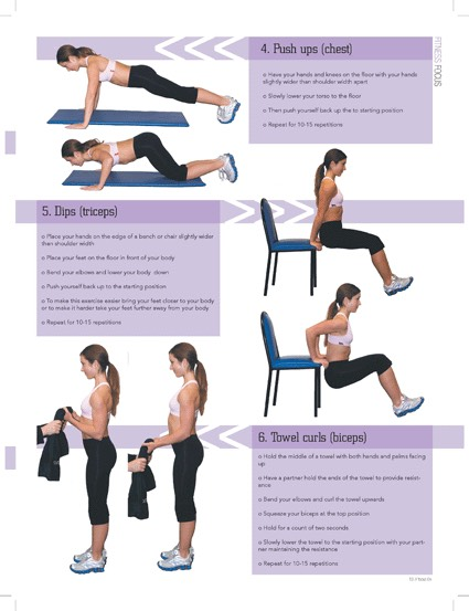 Good Workouts For Women