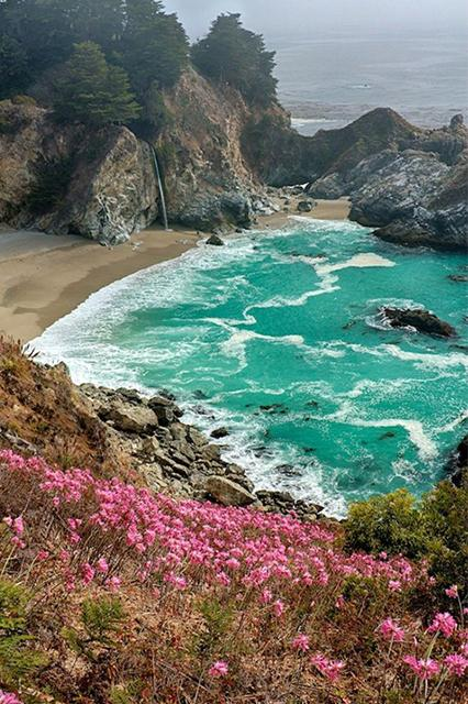 Honeymoon Locations In California Of Musely