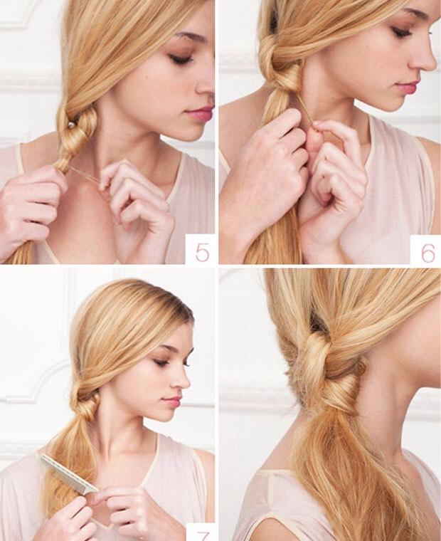 Причёски для женщин на средние волосы пошагово