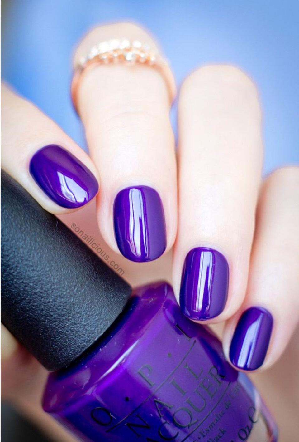 Красивый цвет для ногтей