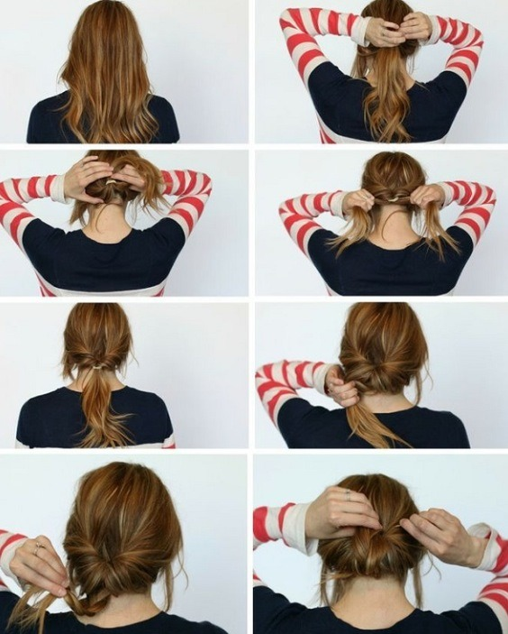 2 Minute Hairstyles Musely