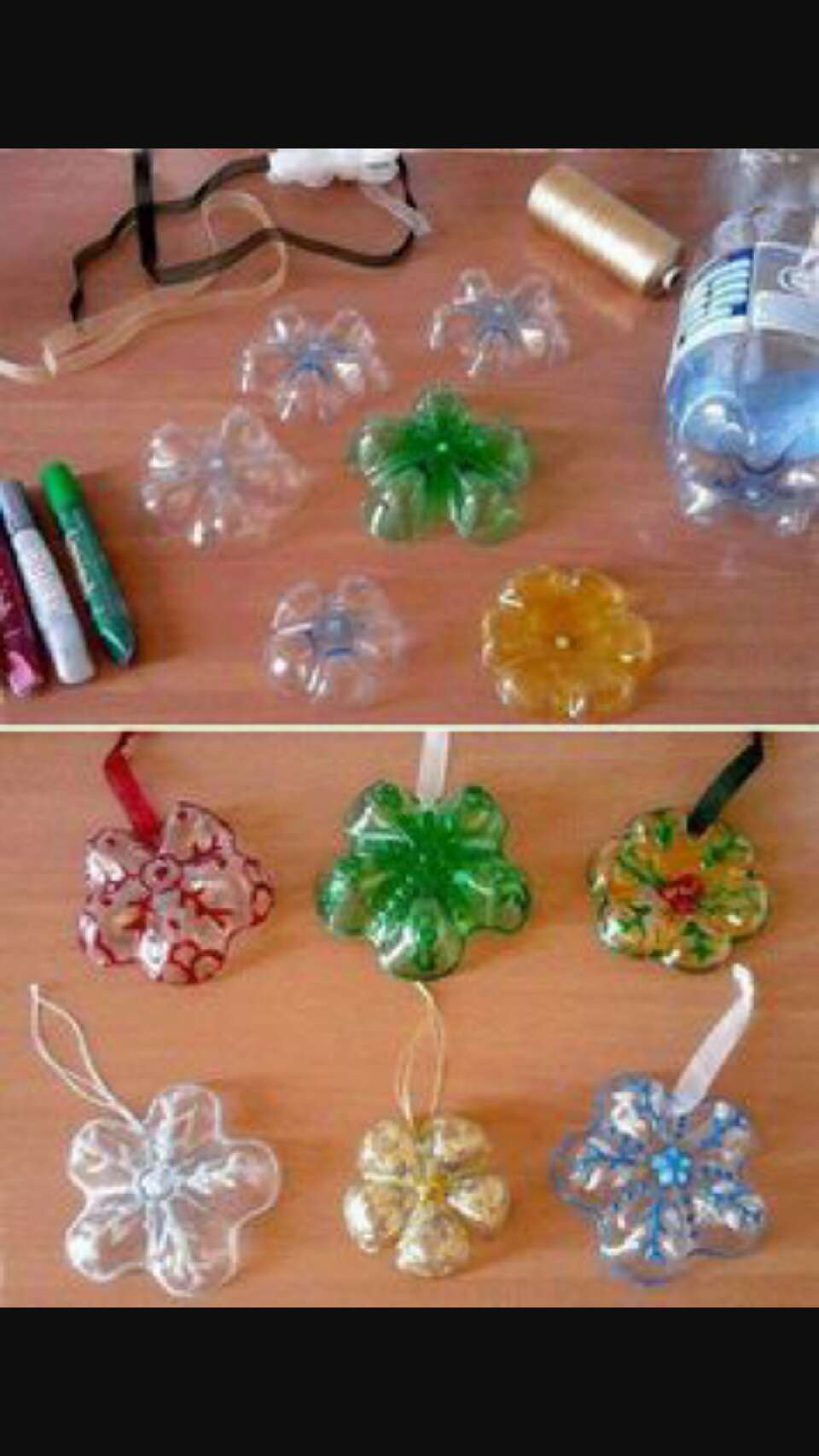 Украшаем пластиком своими руками