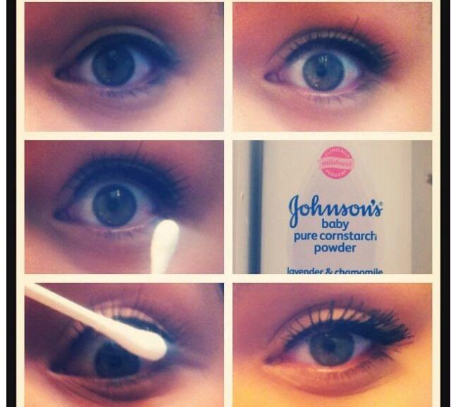 how to wear fake eyelashes without glue