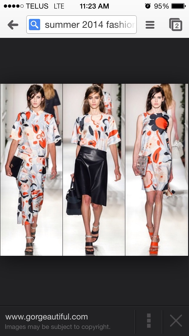 Summer 2014 Fashion Trends Musely