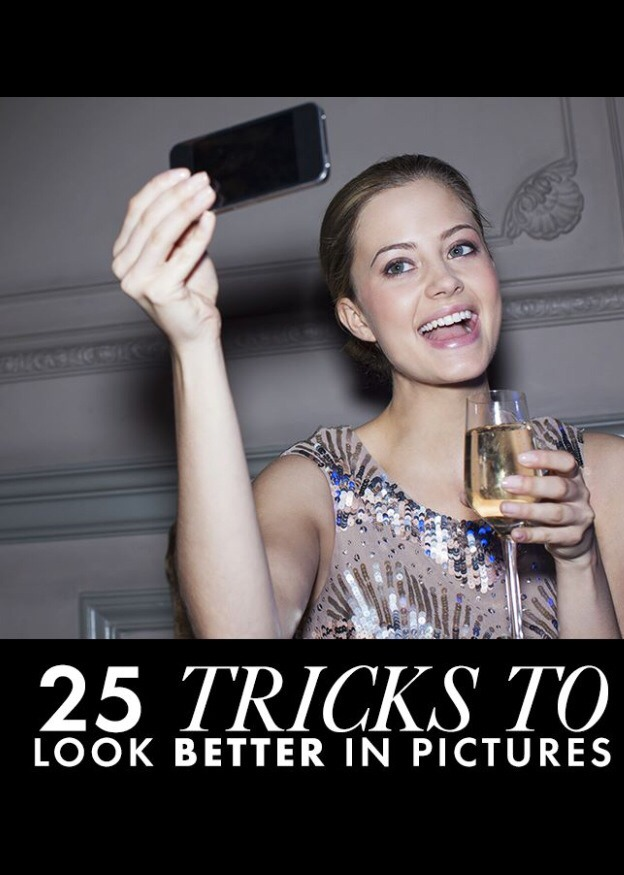 How to Be Photogenic: 25 Tricks That Make You Instantly ...