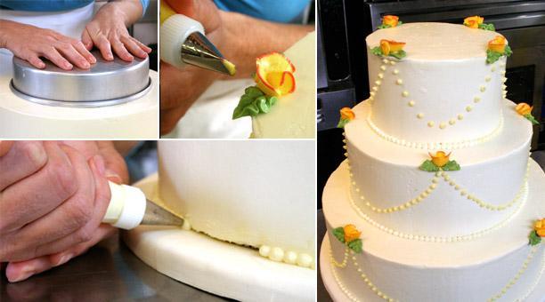 Фото и рецепты пошаговые свадебных тортов