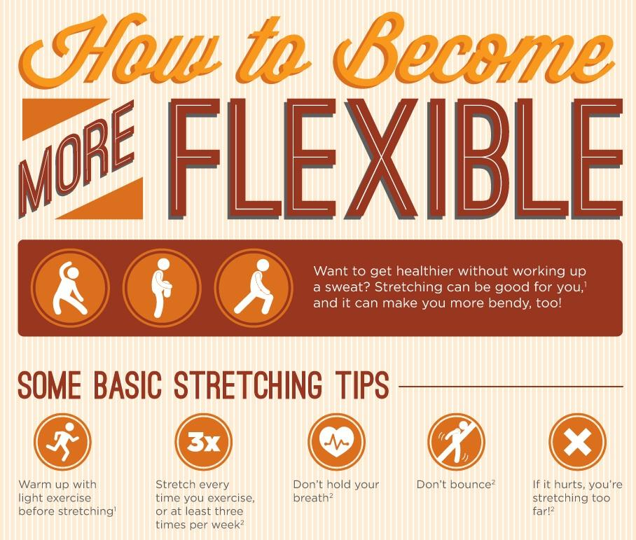 how to become more flexible for dance