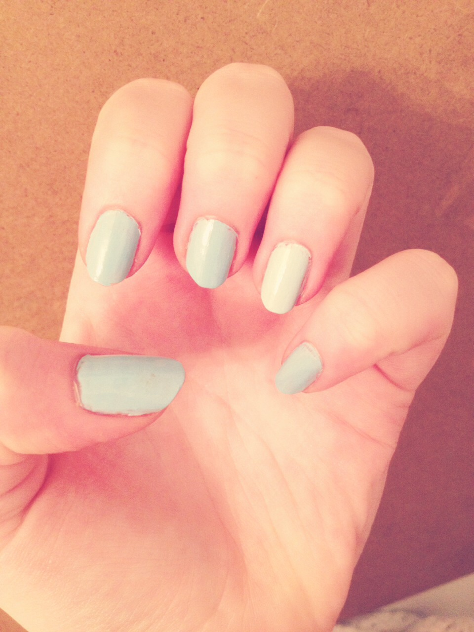 Subtle Accent Nail Musely
