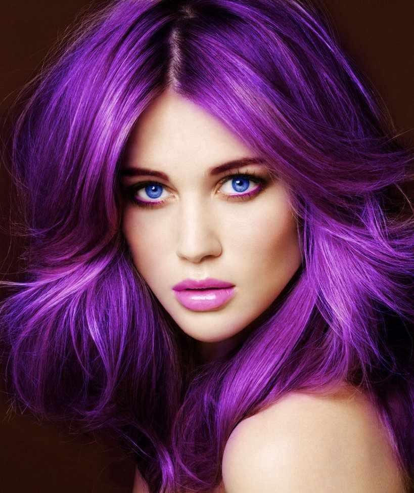 Цвет волос для водолея