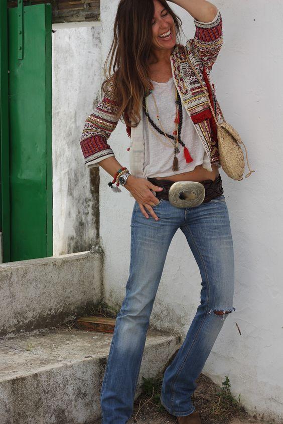 Hippie chic shop