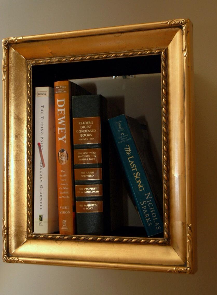 """Книжные полки в багете - hd interior"""" - карточка пользовател."""