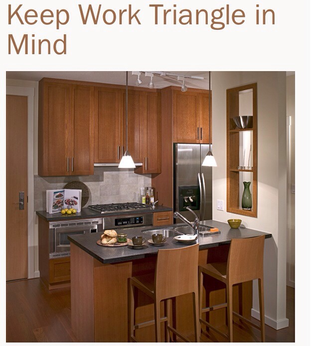 Make A Small Kitchen Look Bigger Musely