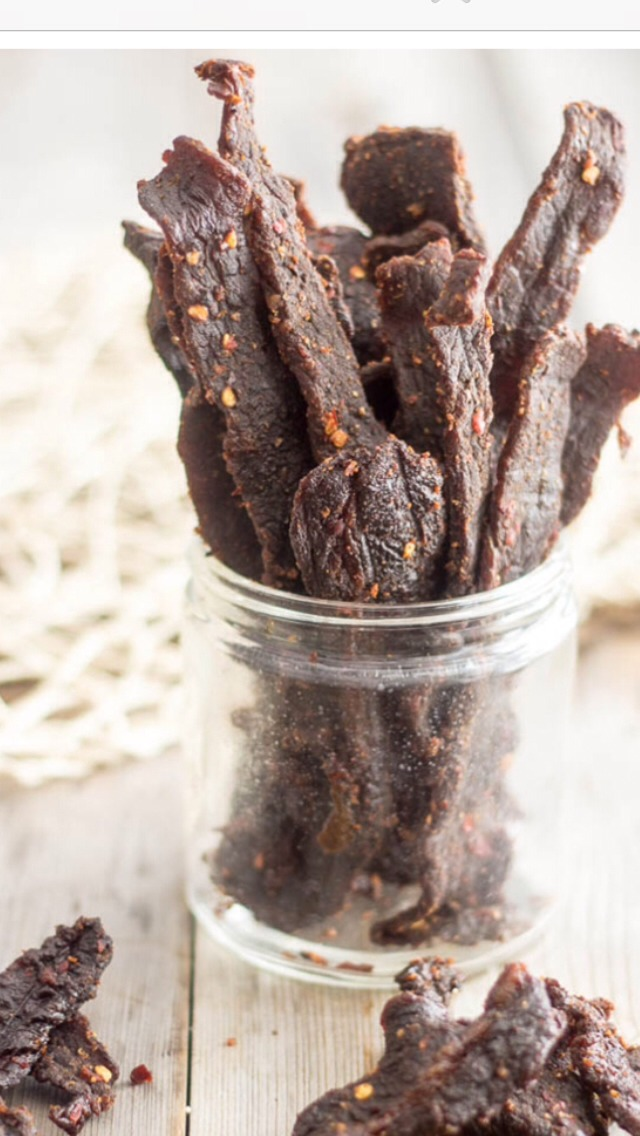 Homemade Beef Jerky - Musely