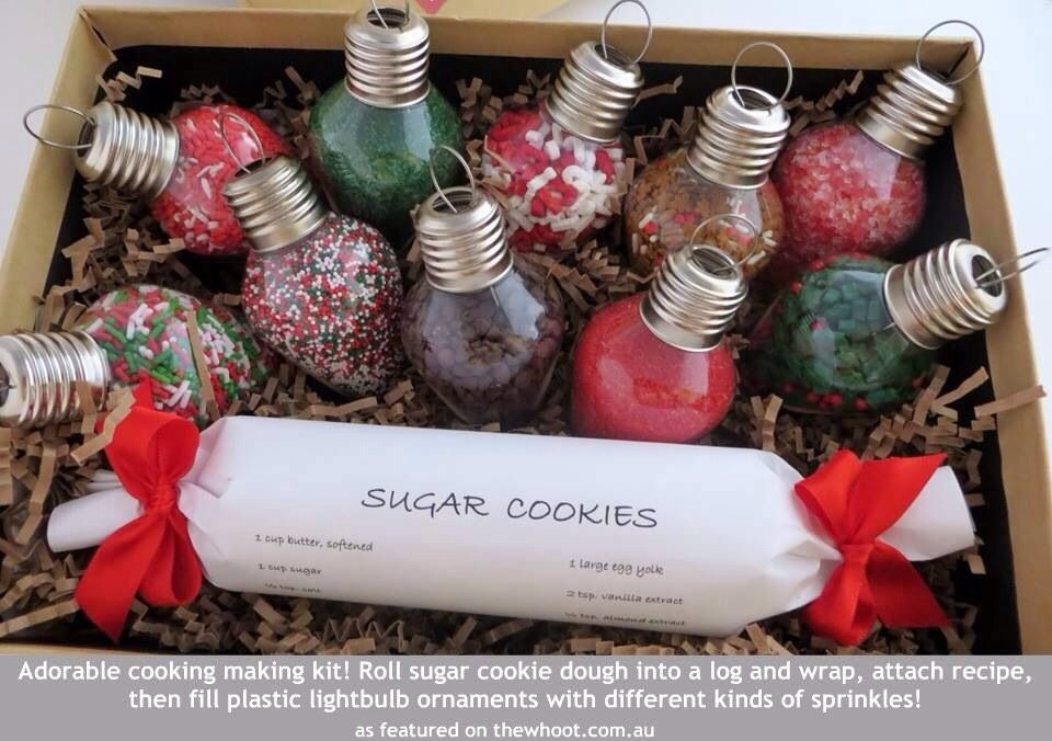 Diy edible easy christmas gifts musely for Edible christmas gifts to make in advance