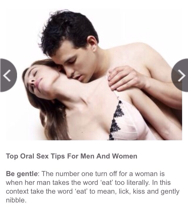 percentage oral sex men or women