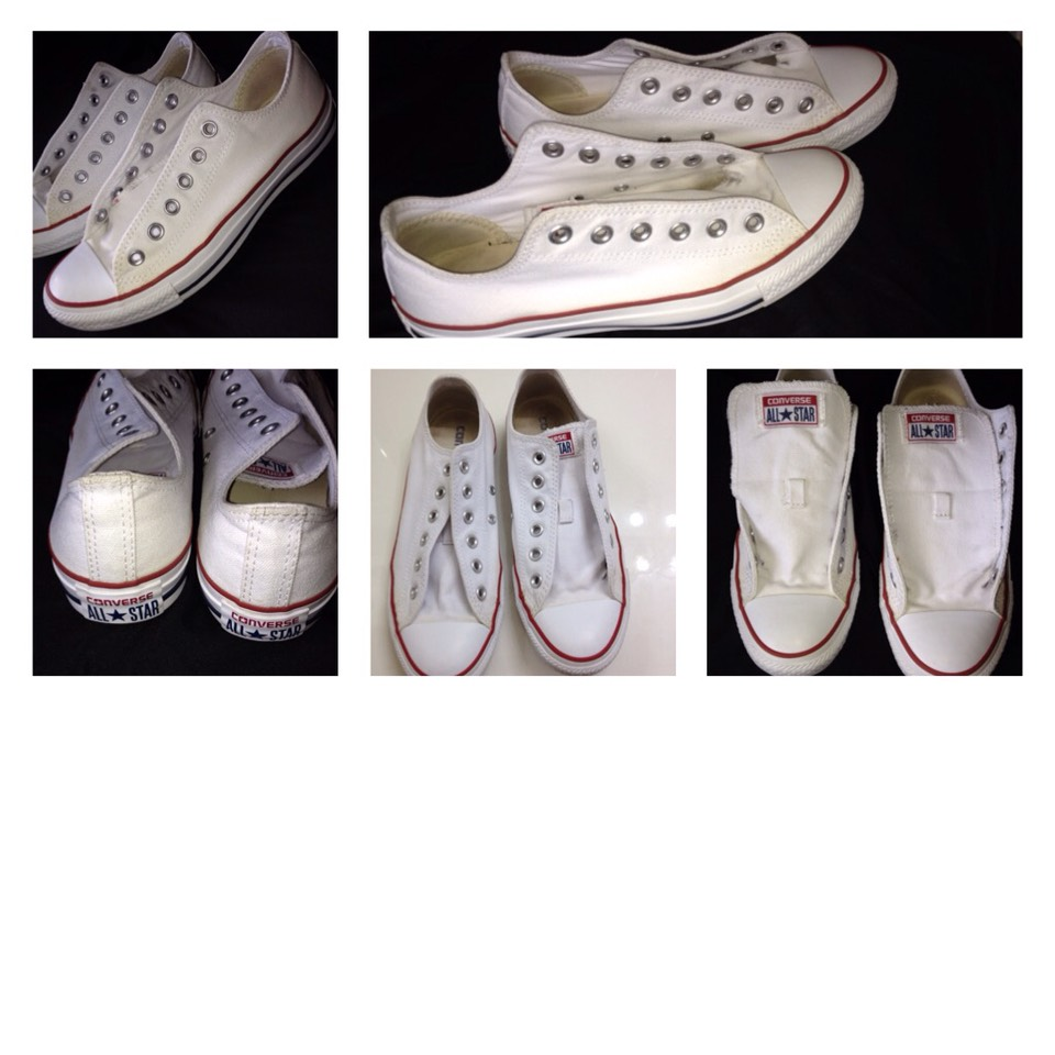 How Do You Clean White Shoes With Baking Soda