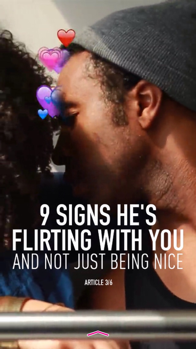 flirting signs he likes you meme free shipping free