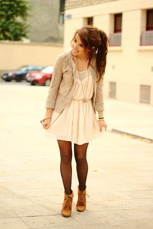 ea8d5c493f6 Autumn Dress Outfit · Musely