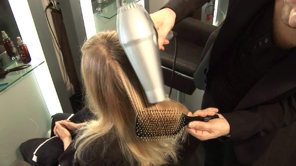 Как без утюжка сделать волосы прямыми без утюжка и фена в домашних условиях