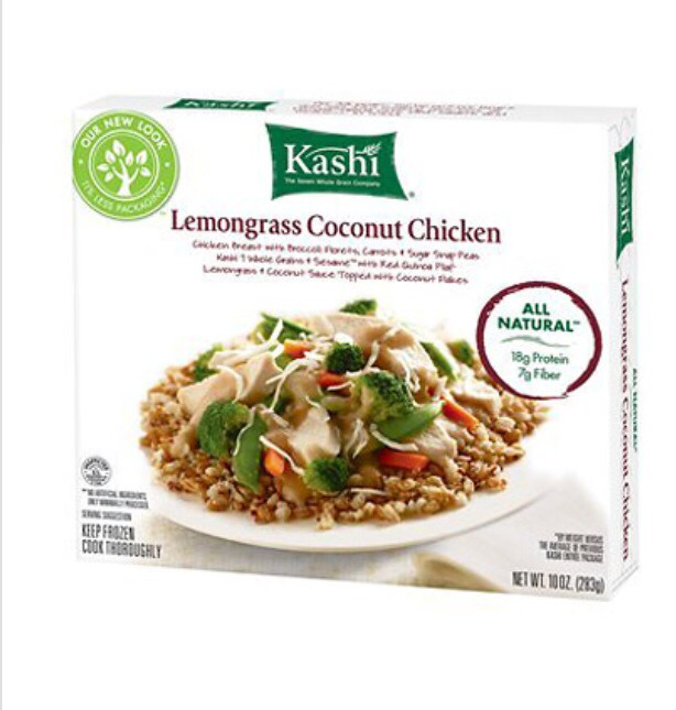 Healthy Frozen Food Meal Brand