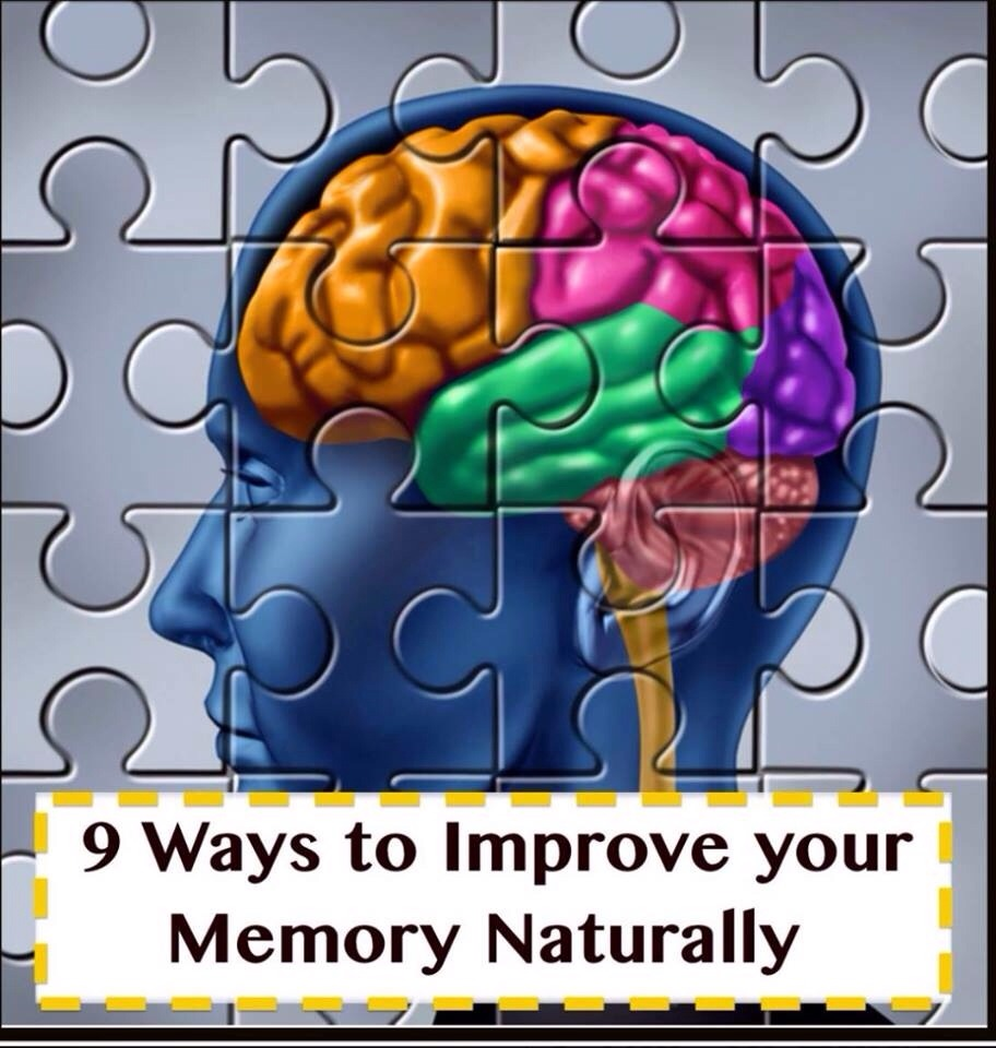 study on how to improve memory