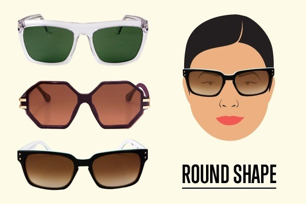 how to know which sunglasses suit your face