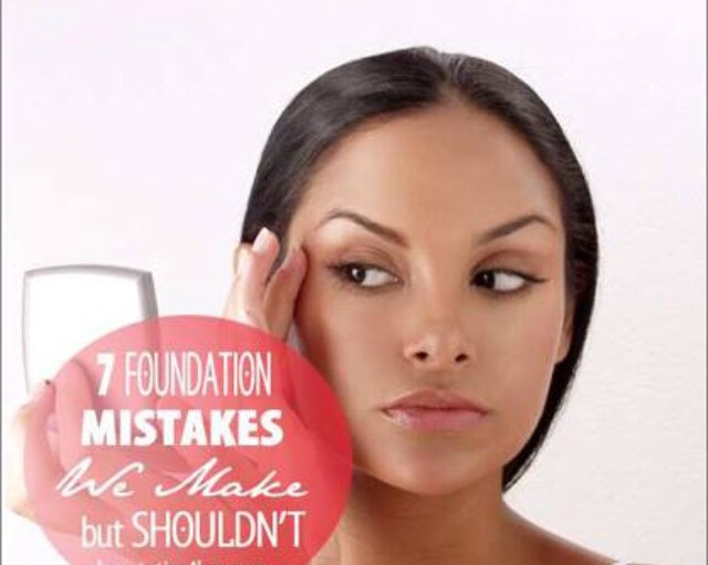 7 foundation mistakes we make but shouldn 39 t musely - Seven mistakes we make when using towels ...