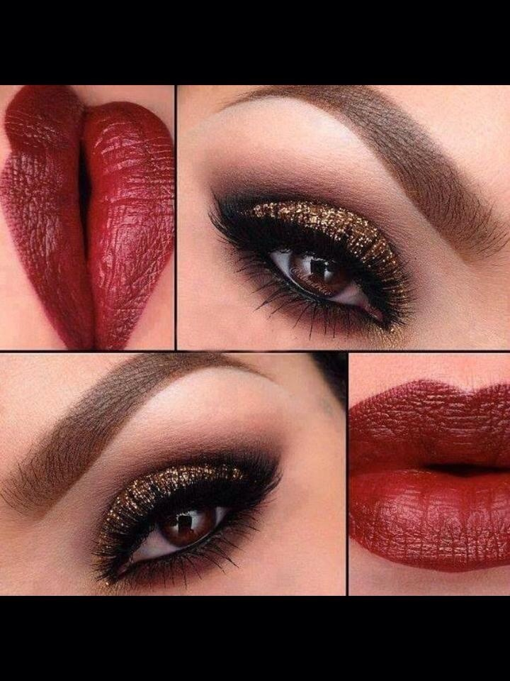 Nice Party Makeup - Musely