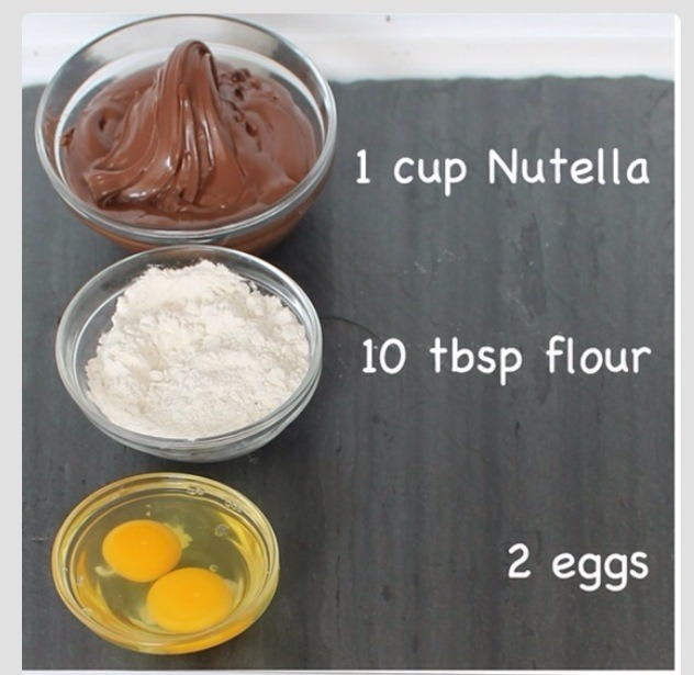 how to make nutella filled cupcakes