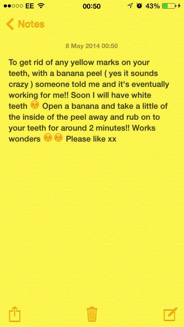 how to get rid of white marks on your teeth