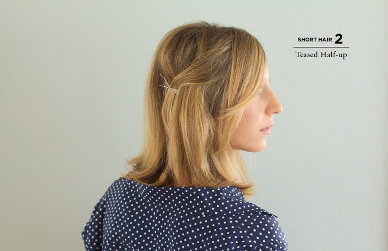10 Quick Ways To Style Long & Short Hair