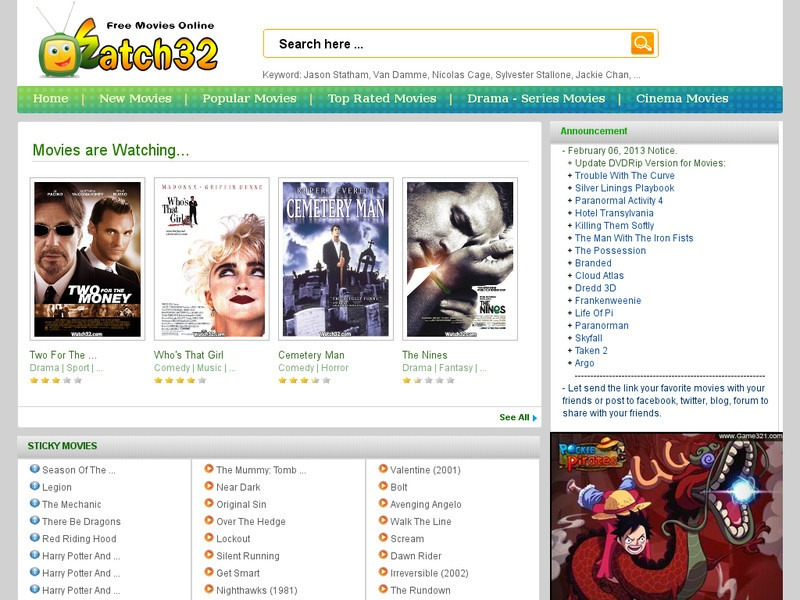how to watch new movies online for free without downloading