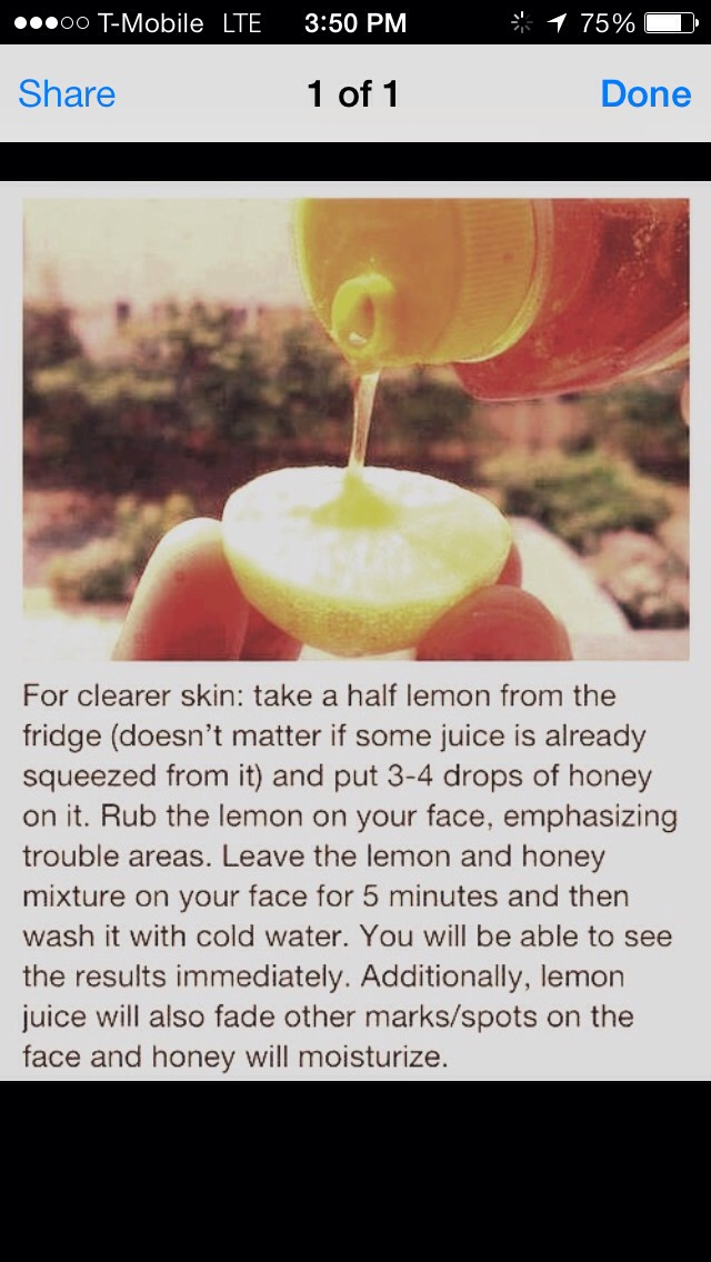 how to get clean face