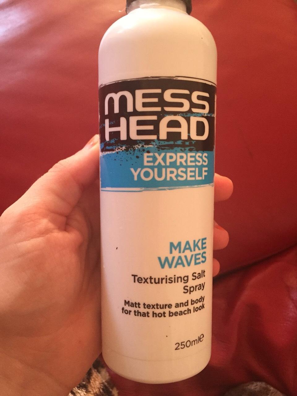 Солевой спрей для волос своими руками