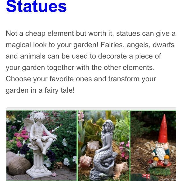 how to create a home garden