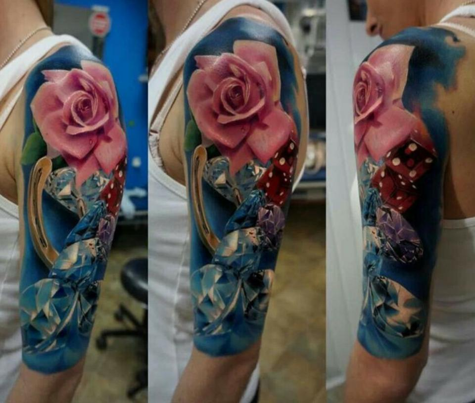 20 Vibrant Sleeve Tattoos for Women forecast