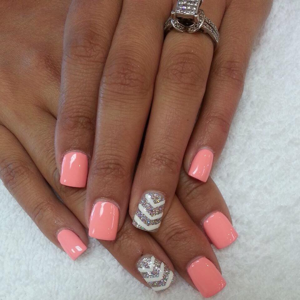 Стильный дизайн ногтей шеллак фото