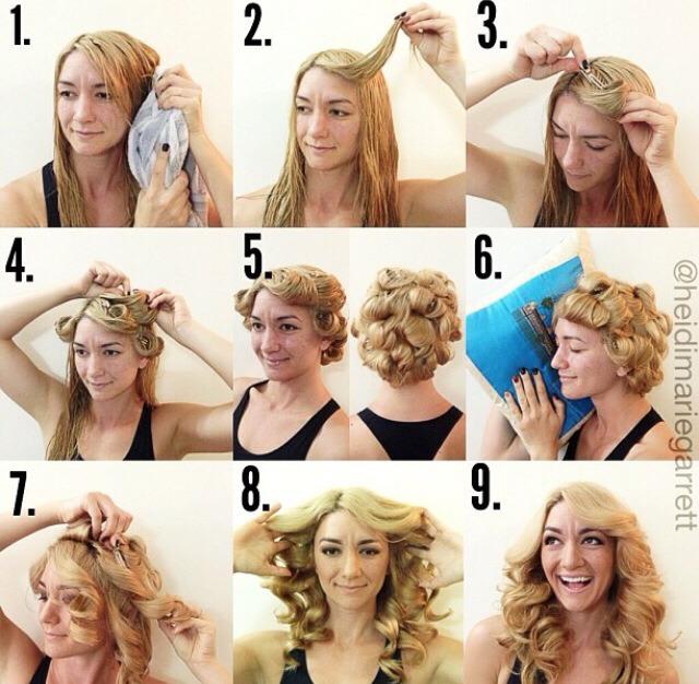 Как сделать легкие локоны на тонких волосах - ЛЕГИОН