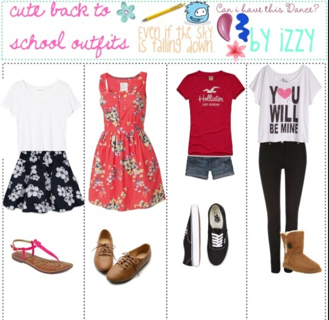 Cute Back To School Clothes