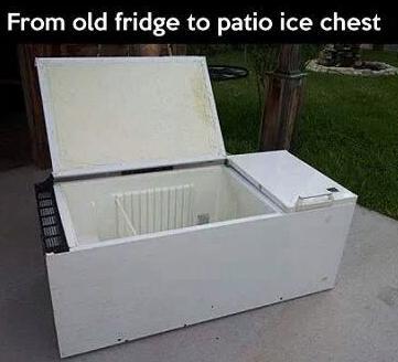 how to turn an old fridge into a smoker