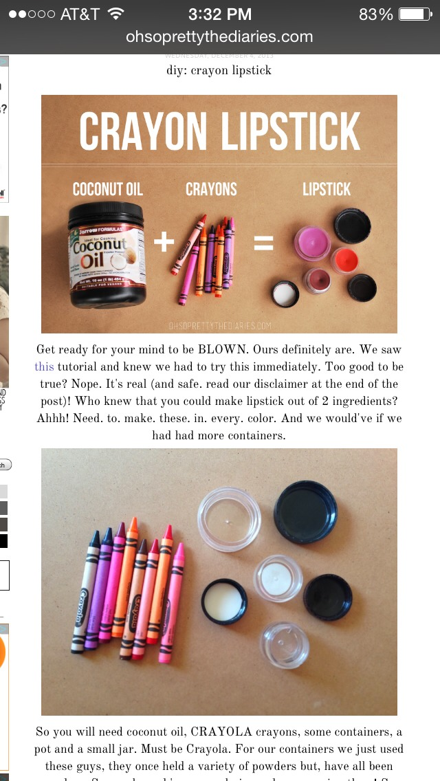 how to make your own matte lipstick