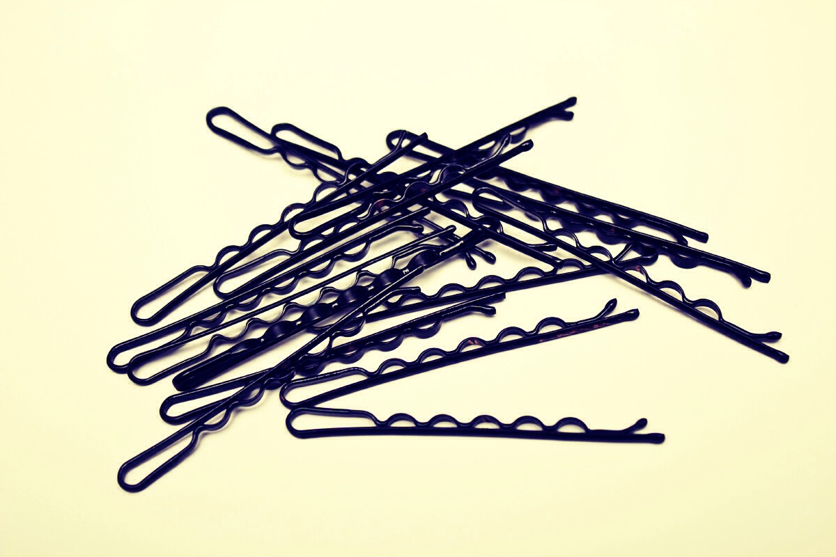 Diy Hair Clips Bobby Pins