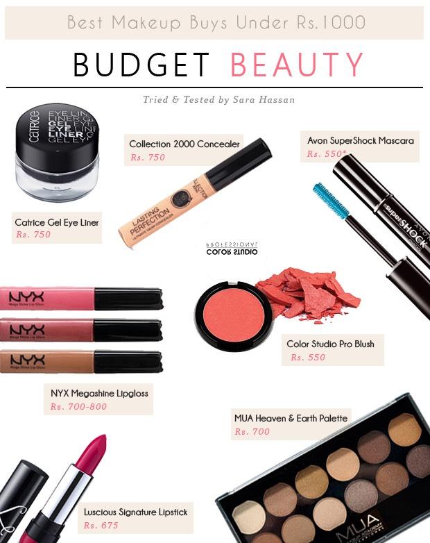 Really cheap makeup