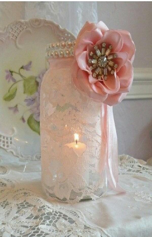 Украсить свадебные банку своими руками
