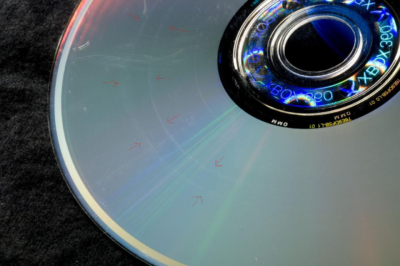 how to clean cds with alcohol