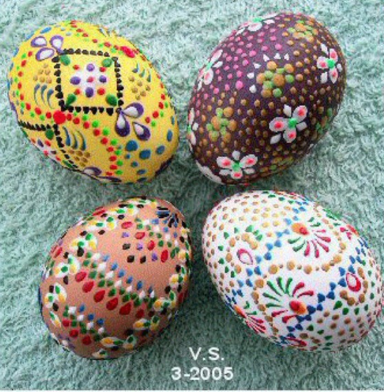 Egg Decorating Ideas Musely